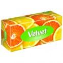 Chusteczki uniwersalne Velvet, 130 szt chusteczek wyciąganych