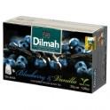 Czarna herbata aromat jagody z wanilią, 20x1,5g