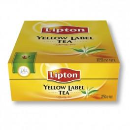 Czarna herbata Lipton ekspresowa, 100 torebek