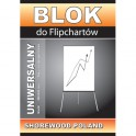 Blok FIPCHART 50kartek gładki